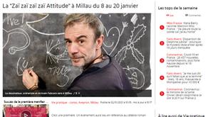 [Revue de presse] Midi libre 02/01/2021