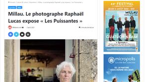 [Revue de presse] Millavois.com sur Raphaël Lucas