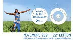 EXIL et Mois du film documentaire à Millau