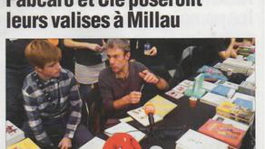 [Revue de presse] Journal de Millau 17/12/2020