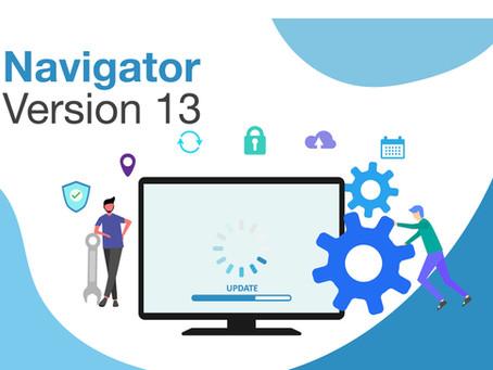 Navigator Version 13