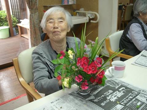 ☆生け花☆
