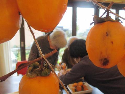 秋の風物詩🌾