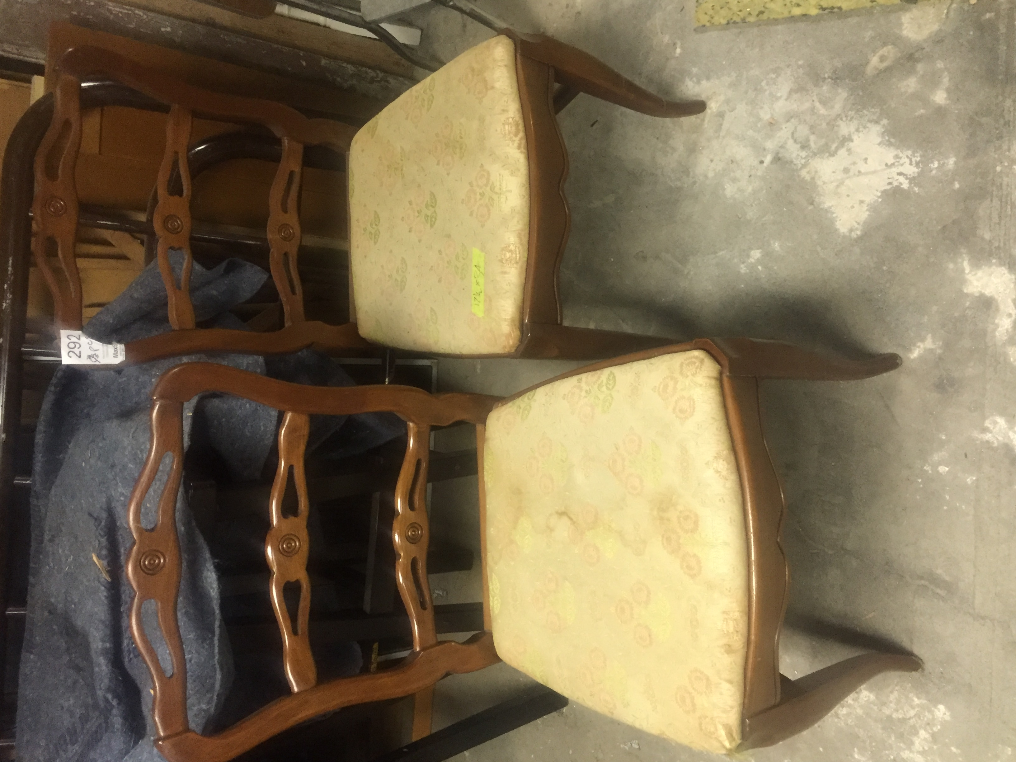 dining chairs | $50 each