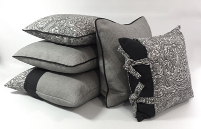 Decor pillows - custom