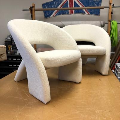 Vintage Jaymar style chairs