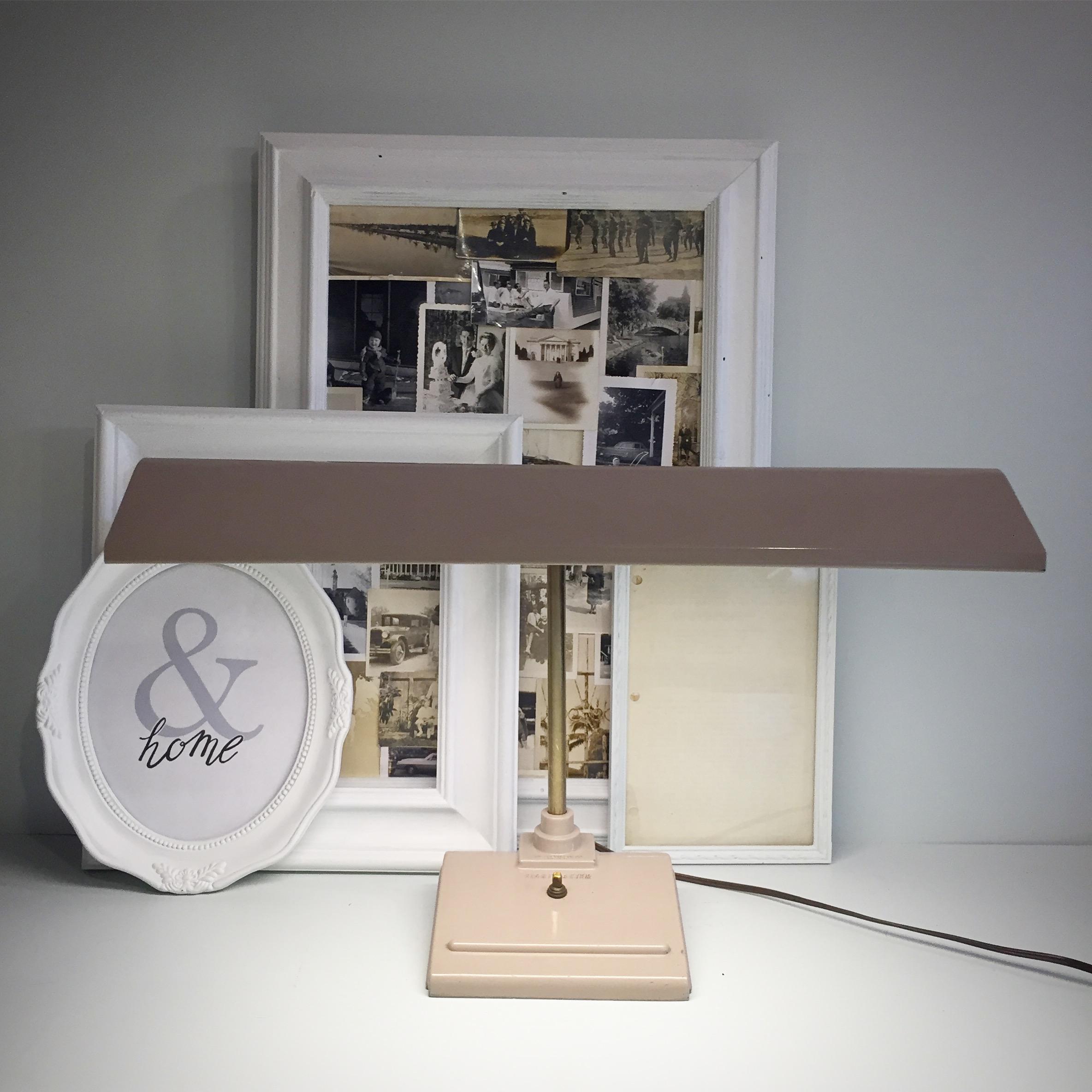desk lamp | $45