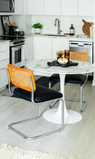 Vintage cesca style chairs