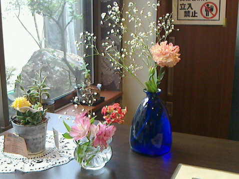 花を長持ちさせるには💐