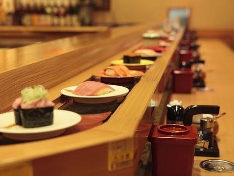 🍣回転寿司へレッツゴー🍙