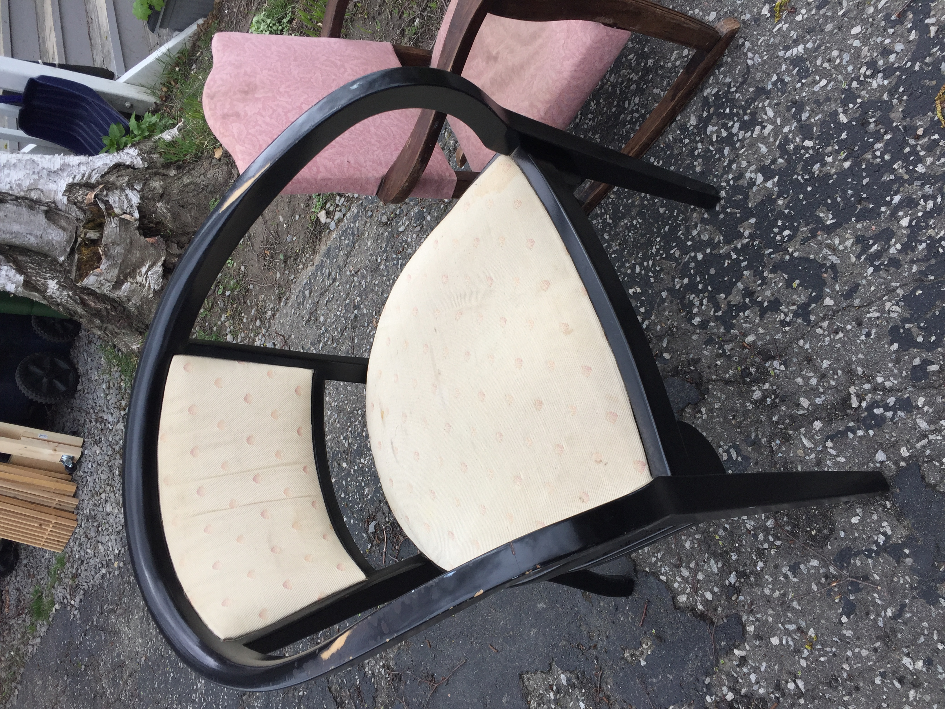 arm chair | $65