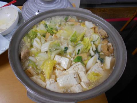 鍋料理🍲でホームパーティー