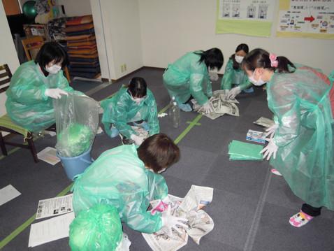 感染症の予防に手を洗おう🖐🏻