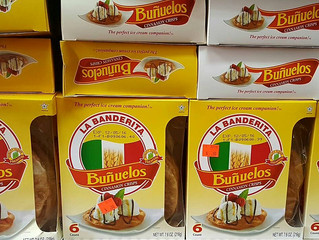 Mexican Bunuelos - Product Feature and Recipe