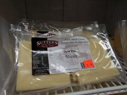 Sutter's Swiss Slices