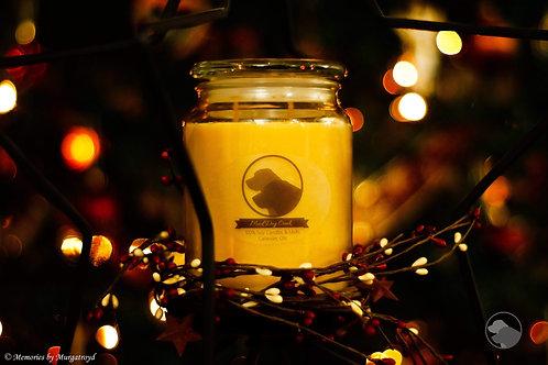 Holiday 16 oz Jar Candles