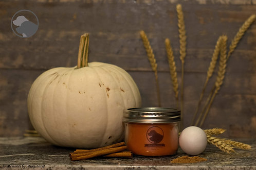 Fall Market Jar Candles