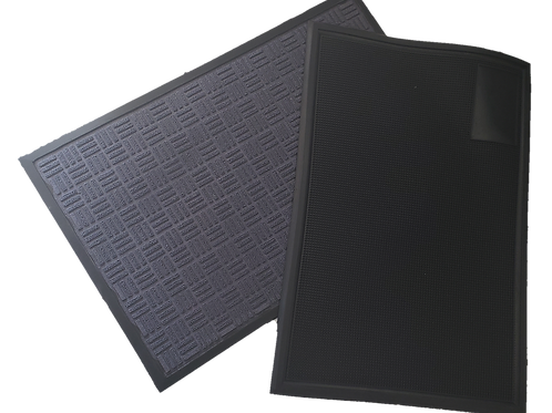 Kit de Tapete Sanitizante y de Secado 60x90cms
