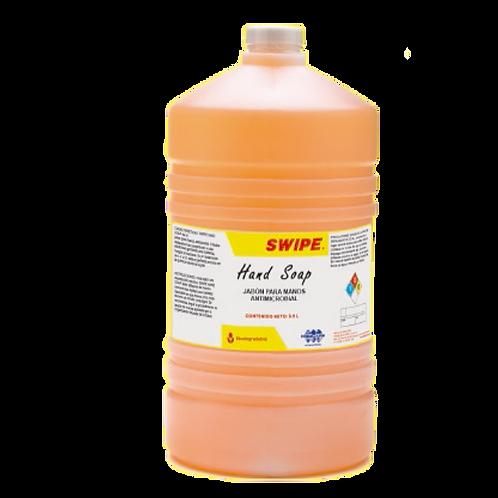 Jabón Anti-microbial para Manos Garrafa 3.5L