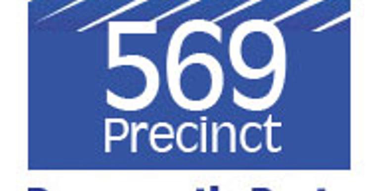 Rebecca Speaks at Precinct 569 Candidates Forum