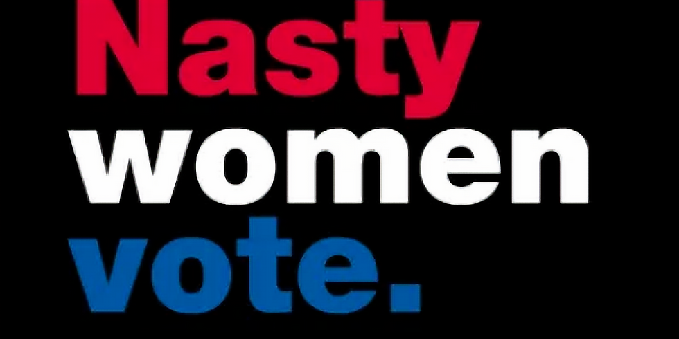 Nasty Women of New Mexico (NWNM) Candidates Debate