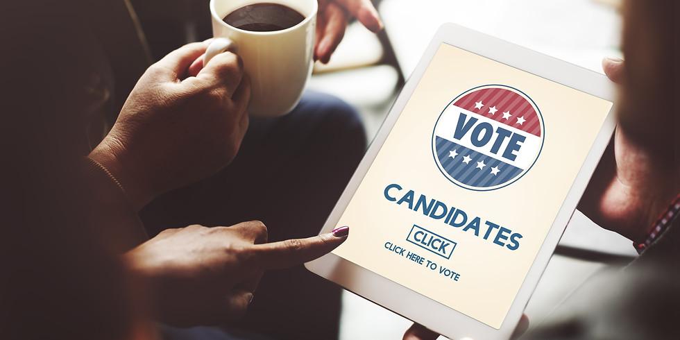 Greenbriar Democratic Candidates Forum