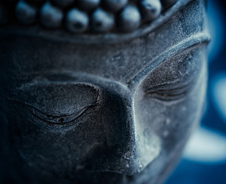 Calgary Acupuncture Centre Asian statue
