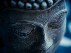 The Ash Nosed Buddha