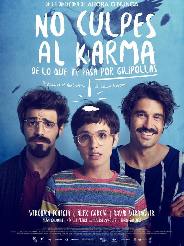 Película No culpes al Karma / Product Placement / Alternativa de medios