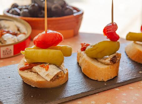 Pintxo De Sardina Picante (Spicy Sardines)