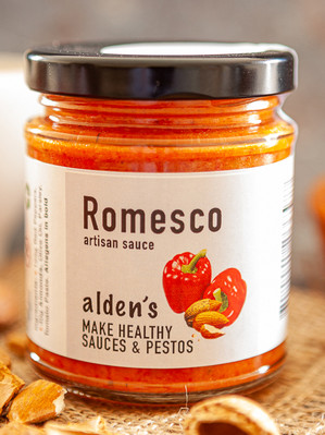 Dress up that everyday meal with romesco sauce