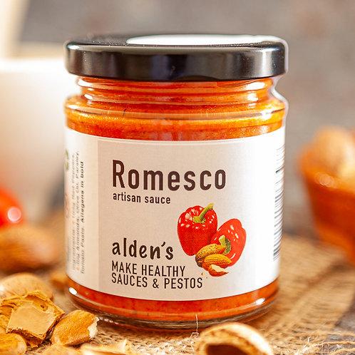 alden's Romesco sauce