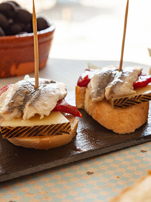 Top 10 easy Pintxo you have to try, inspired by San Sebastian