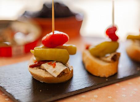 Pintxo of Spicy Sardines