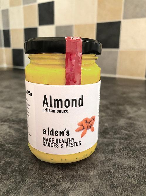 alden's Almond Pesto