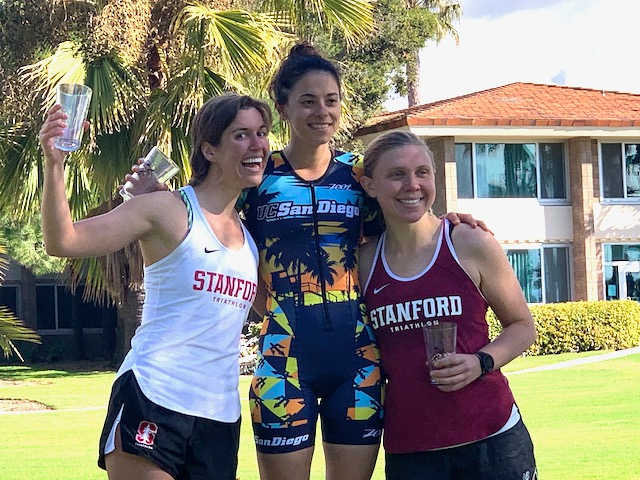 women's collegiate winners