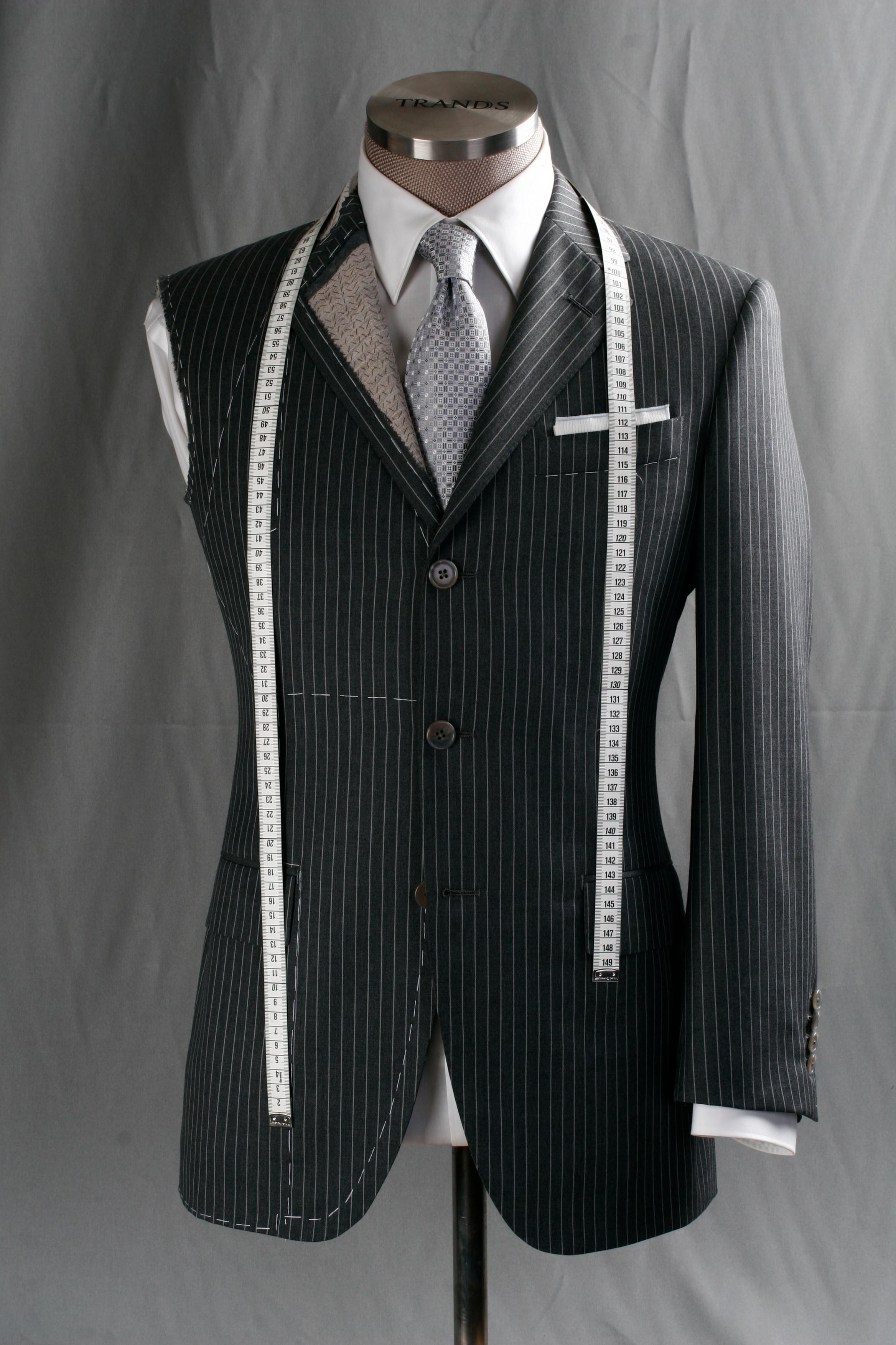 Custom Tailoring, Alterations