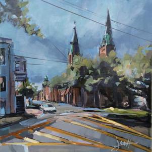 Savannah Intersection