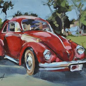 Savannah Vintage Car Series Beetles 1