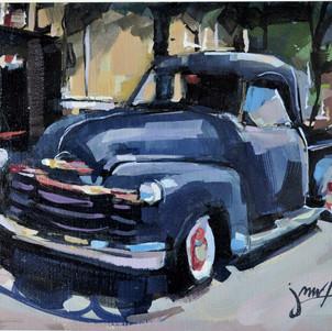 Savannah Vintage Car Series Truck
