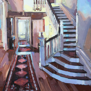 Trammell House Staircase