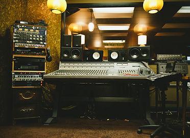 Recording | Rehearsal Space | Denton Texas | Music Production