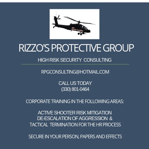 Rizzo's Protective Group Ltd Security Lo