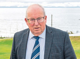 Highland League secretary Rod Houston explains new format of competitions