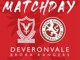 Matchday | Brora Rangers