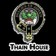 Home Sponsor: Thain House Away Sponsor: Available to sponsor