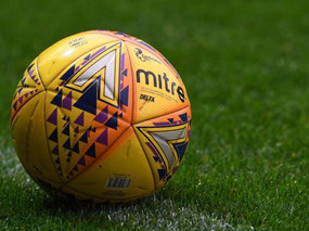 Lower league football suspended