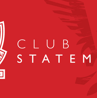 Club Statement | Season Ended