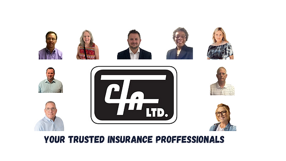 Your Trusted Insurance Proffessionals (1
