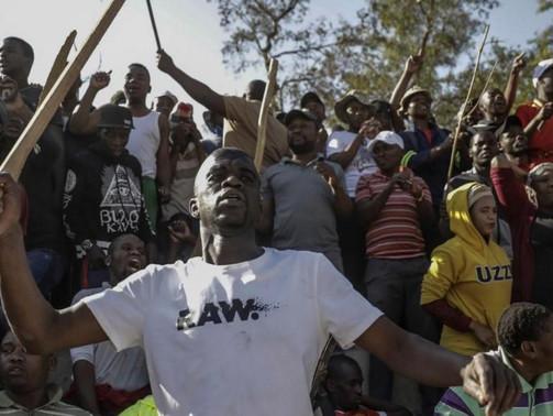 Afrique du Sud : un mois de septembre d'une violence inouïe